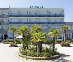 THE NEW LOOK OF THE HOTEL TRITONE!!!